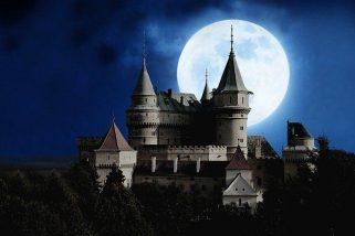 Saga o ludziach i wampirach. Prolog – Przebudzenie