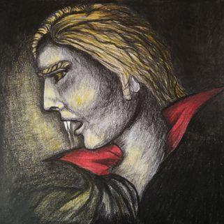 Saga o ludziach i wampirach. Rozdział 1 – Wampiryzm